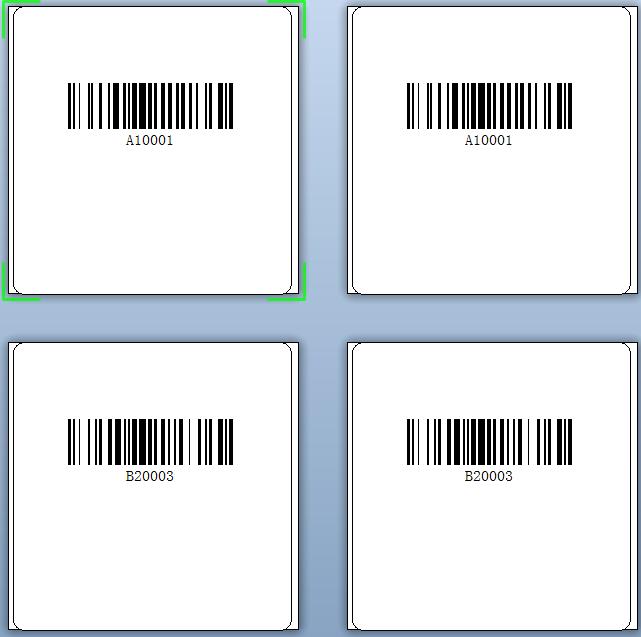 BarTender中常用的序列化设置